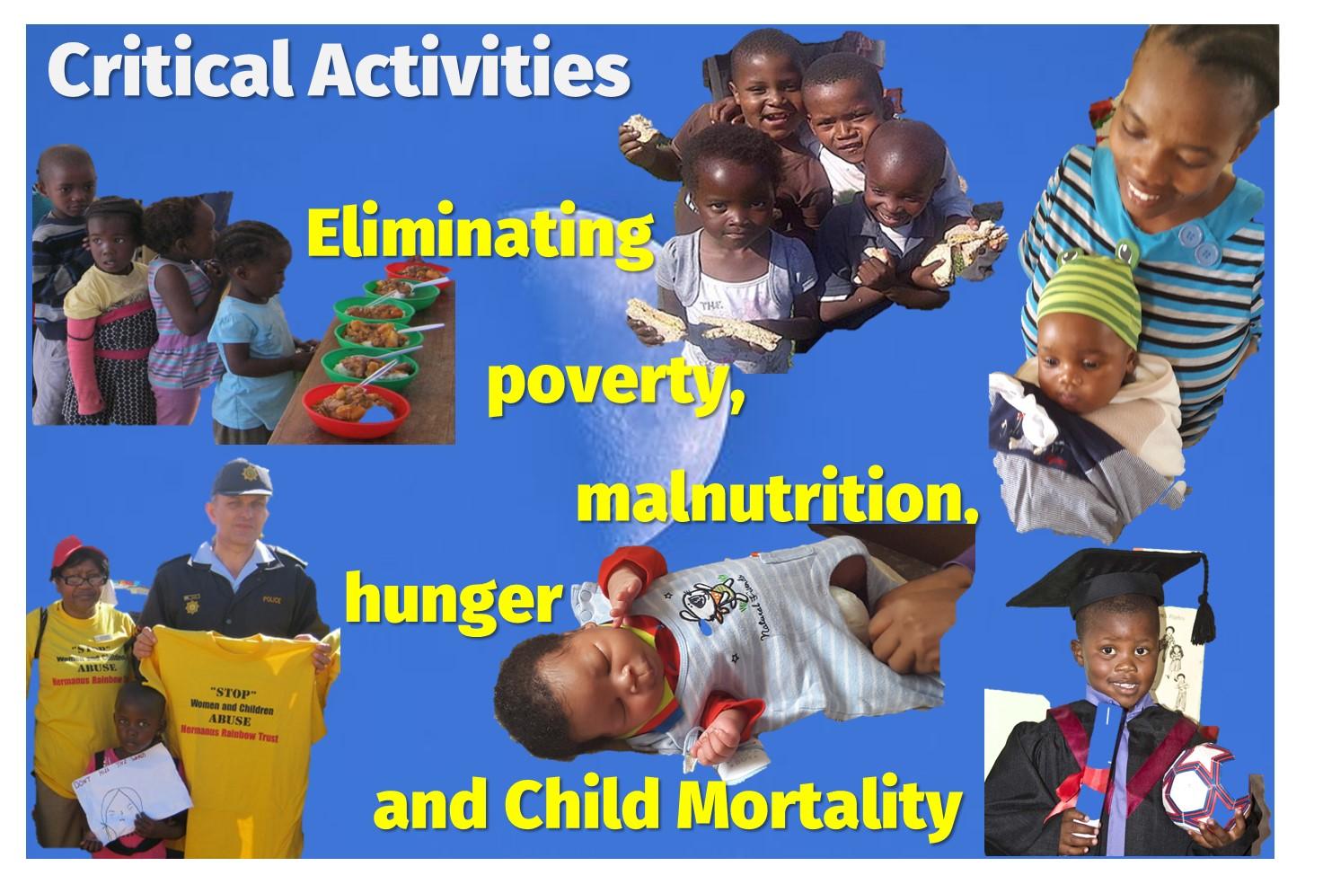 Critical activities