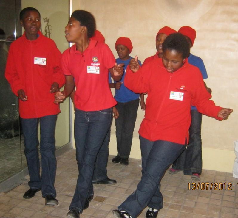 Dancing 100