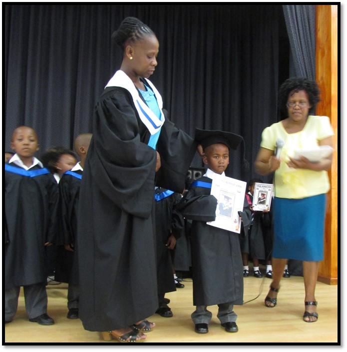 Grade R Graduation 1